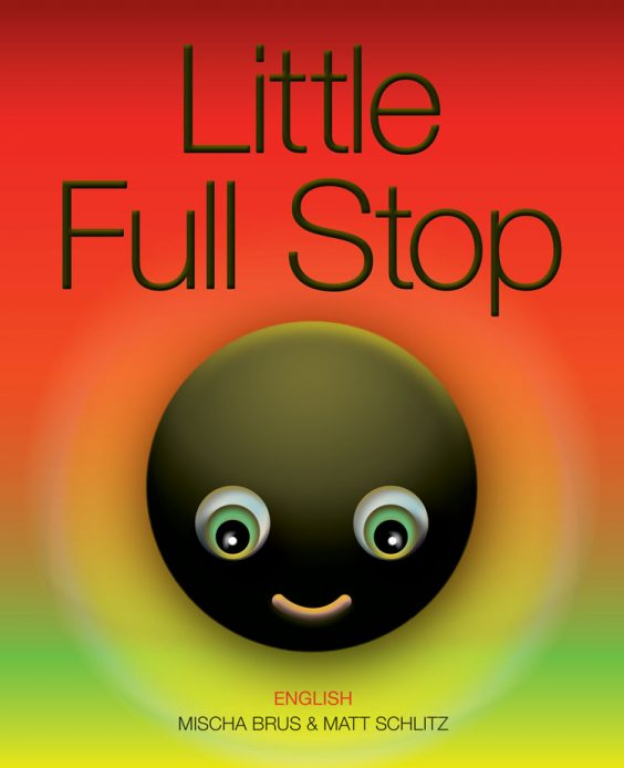 Little Full Stop – English softcover