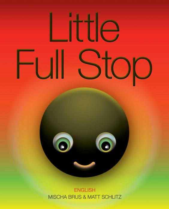 Little Full Stop – English hardcover